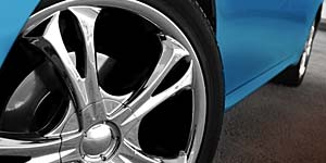 Alloy Wheel Refurbishment At Tonbridge Accident Repair Centre