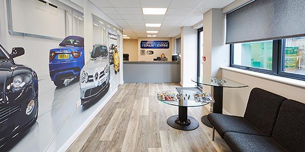 TARC Reception Area