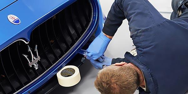 TARC Paint Repairs