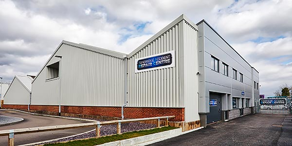 Tonbridge Accident Repair Centre Exterior